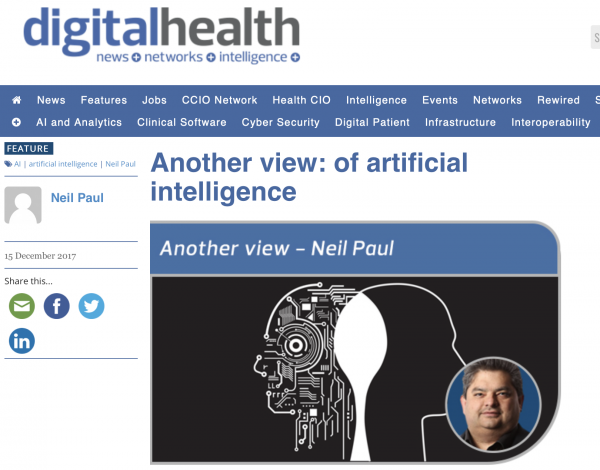 Another view: of artificial intelligence