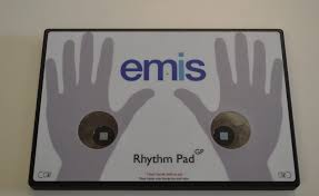 Desktop Cardiocity Rhythm Pad for ECGs