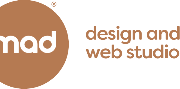 mad design and web studios logo