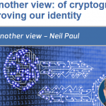 Of Cryptography and Proving our Identity