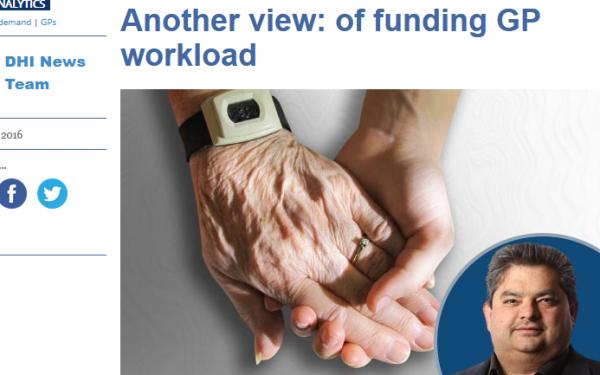 of Funding GP Workload