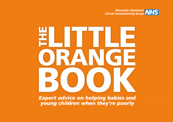 Read the Little Orange Book!