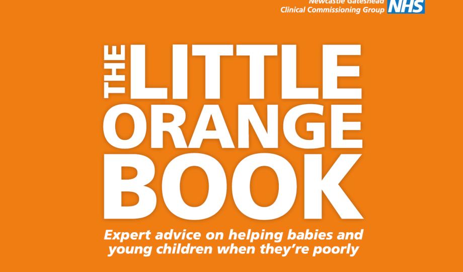 Read the Little Orange Book!