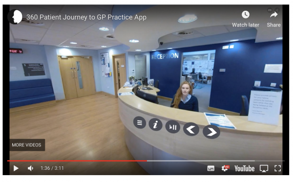 Virtual GP practice simulator hopes to attract GPs to UK