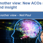 New ACO's need Data and Insight