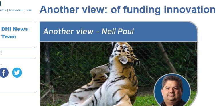of Funding Innovation