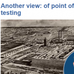 of Point of Care Testing