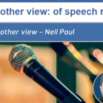 of Speech Recognition