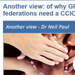 Why GP federations need a CCIO