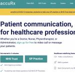ACCURX Video Consult