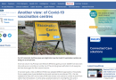 Another view: of Covid-19 vaccination centres