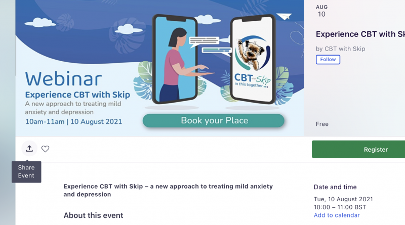 CBT with Skip Screenshot